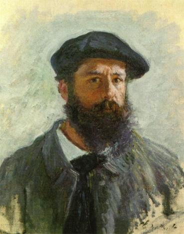 Ger�ek boyutunda g�r�nt�lemek i�in resme t�klay�n.  Ad�:  Claude-Monet-Autoportrait-1.jpg G�sterim: 690 Boyutu:  41.1 KB