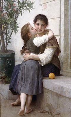 Tam boyut i�in resme t�klay�n.  Ad�:  240px-William-Adolphe_Bouguereau_(1825-1905)_-_A_Little_Coaxing_(1890).jpg G�sterim: 91 Boyutu:  25.2 KB ID: 12115