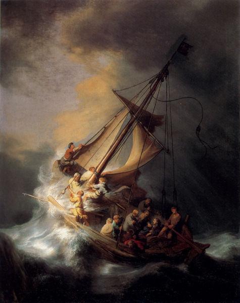 Ger�ek boyutunda g�r�nt�lemek i�in resme t�klay�n.  Ad�:  475px-Rembrandt_Christ_In_The_Storm_On_The_Sea_Of_Galilee.jpg G�sterim: 49 Boyutu:  47.2 KB