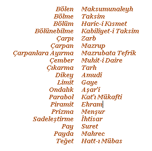Atatürkün matematik bilimi hakkındaki görüşleri nelerdir?