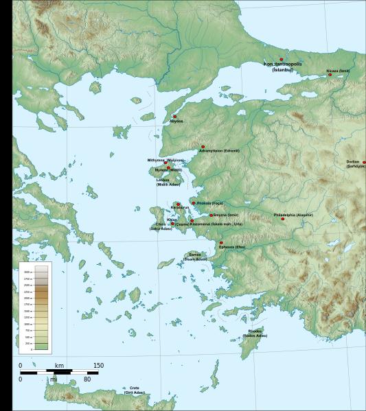 Tam boyut i�in resme t�klay�n.  Ad�:  533px-Western_Anatolia_and_Aegean_topographic_basemap.svg.png G�sterim: 8 Boyutu:  406.4 KB ID: 31495