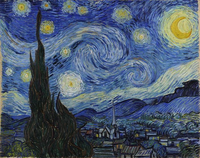 Tam boyut i�in resme t�klay�n.  Ad�:  1024px-Van_Gogh_Starry_Night.jpg G�sterim: 1 Boyutu:  150.9 KB ID: 31949