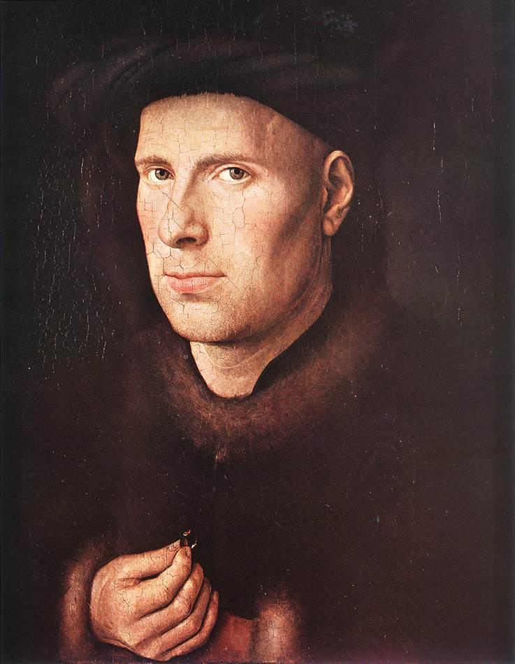 Tam boyut i�in resme t�klay�n.  Ad�:  Jan_van_Eyck_-_Portrait_of_Jan_de_Leeuw_-_WGA7609.jpg G�sterim: 2 Boyutu:  82.6 KB ID: 32561