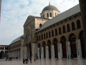 Ger�ek boyutunda g�r�nt�lemek i�in resme t�klay�n.  Ad�:  300px-Omayyad_mosque.jpg G�sterim: 123 Boyutu:  25.4 KB