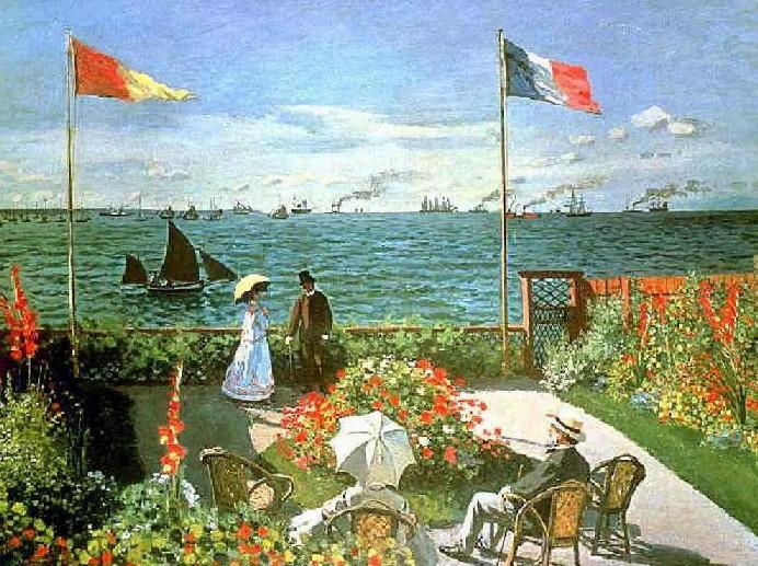 Ad:  Claude-Monet-16.jpg G�sterim: 780 Boyut:  150.4 KB