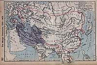 B�y�k Timur �mparatorlu�u-800px-mongol-dominions.jpg