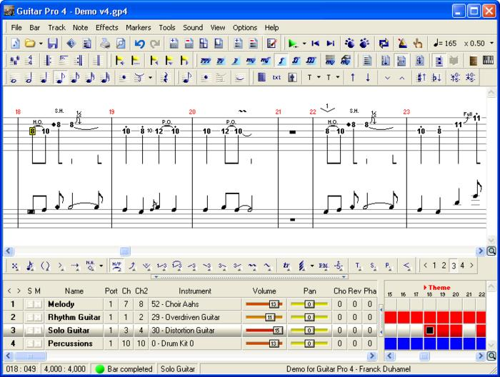 Guitar pro software for pc