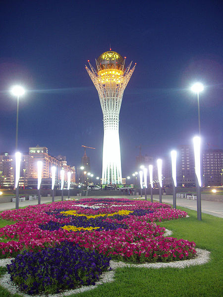 Dünya Kentleri: Astana