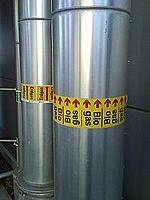 Biogaz (Biyogaz) Nedir? Nerelerde Kullan�l�r?-220px-biogas-pipes.jpg