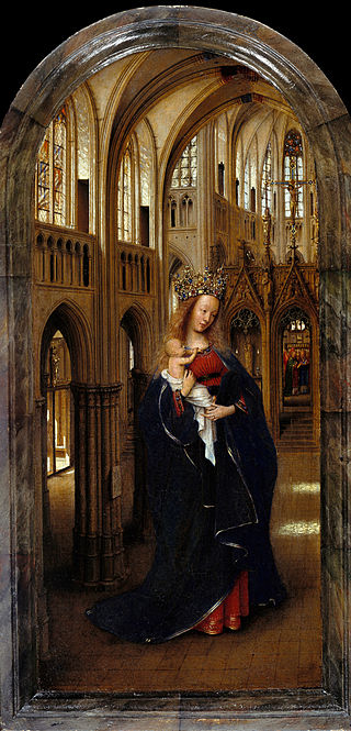 Ad:  320px-Jan_van_Eyck_-_The_Madonna_in_the_Church_-_Google_Art_Project.jpg