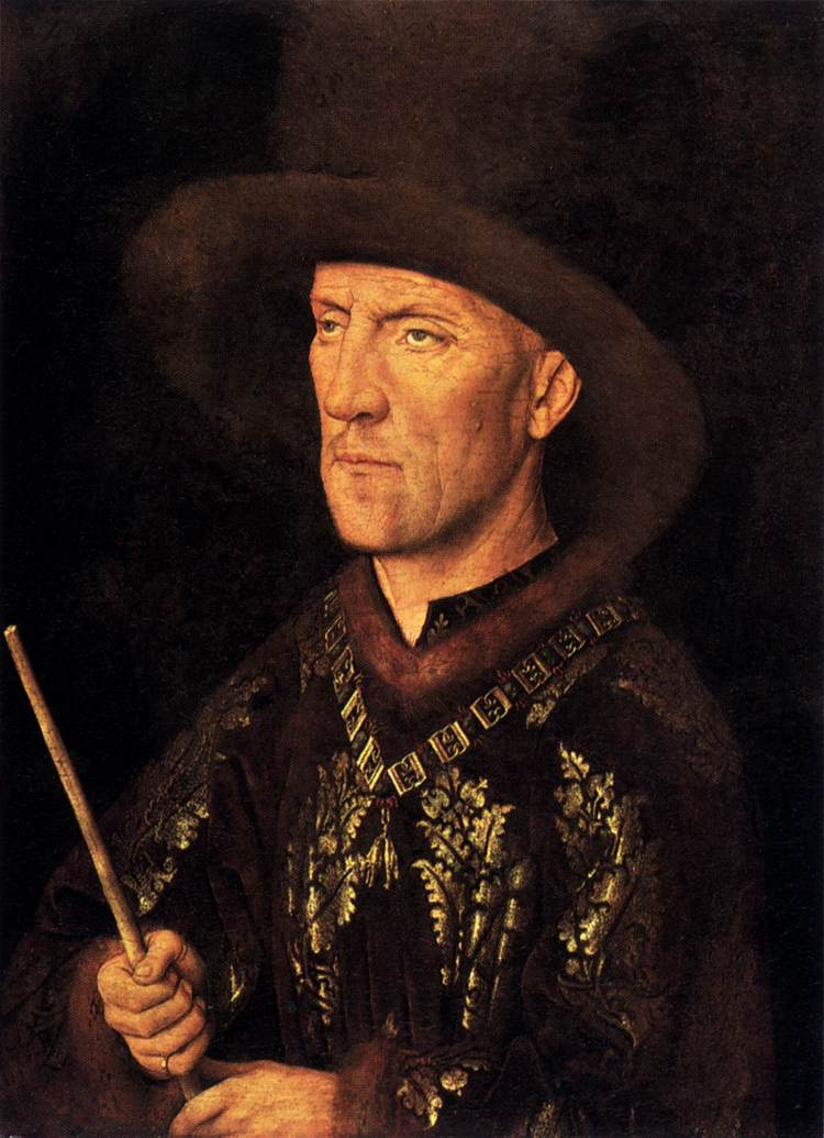 Ad:  Jan_van_Eyck_-_Portrait_of_Baudouin_de_Lannoy_-_WGA7607.jpg Gösterim: 301 Boyut:  90.1 KB