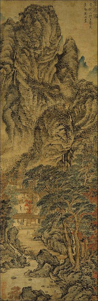 Ad:  Wang_Meng_The_Simple_Retreat_Yuan_dynasty_136x45_cm,_ca_1370_Metmuseum_N-Y.jpg Gösterim: 48 Boyut:  122.6 KB