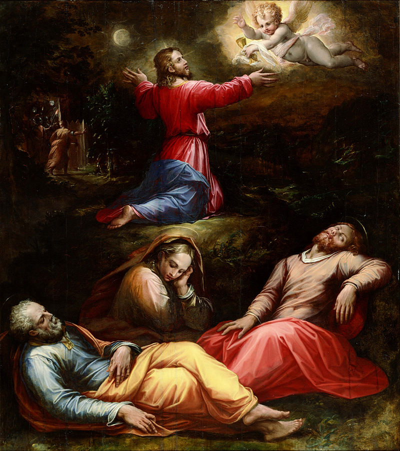 Ad:  800px-Giorgio_Vasari_-_The_Garden_of_Gethsemane_-_Google_Art_Project.jpg G�sterim: 12 Boyut:  178.2 KB
