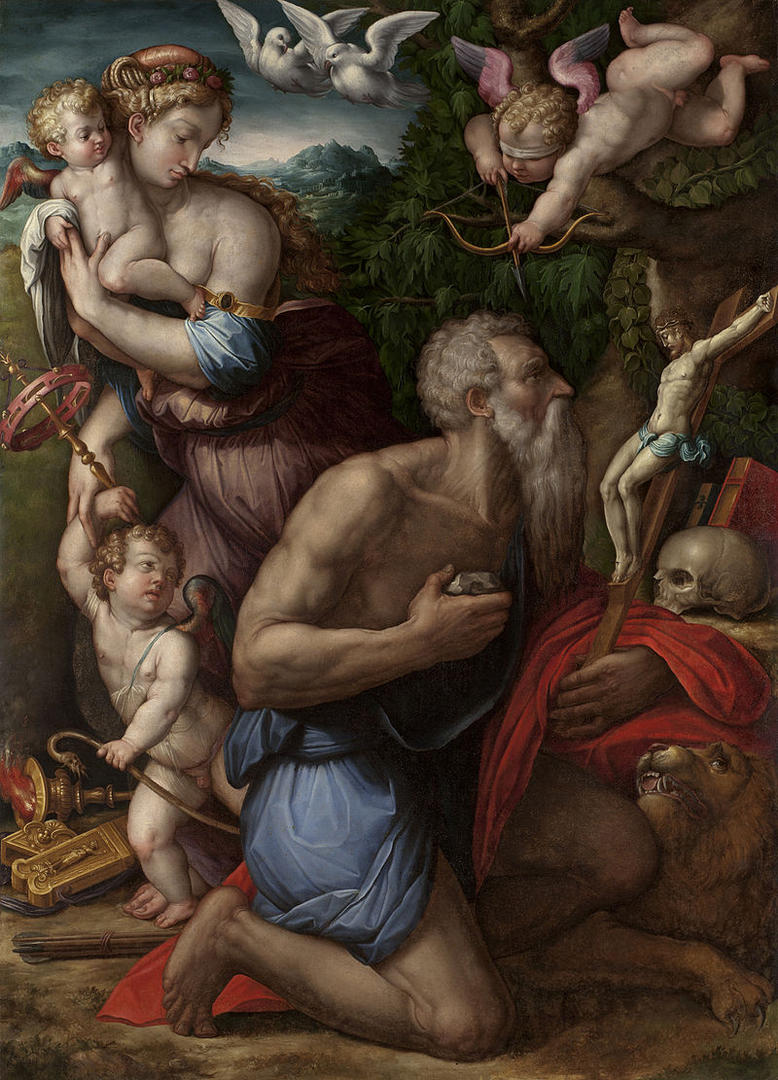 Ad:  800px-Giorgio_Vasari_-_Temptations_of_St_Jerome_-_WGA24282.jpg Gösterim: 175 Boyut:  158.3 KB