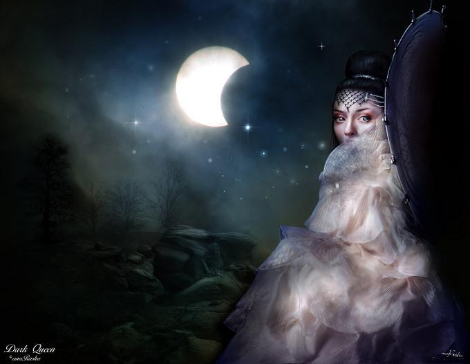 Ad:  Dark_Queen_by_anaRasha.jpg Gösterim: 524 Boyut:  36.4 KB
