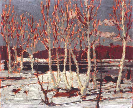 Ad:  Tom_Thomson,1917,_April_in_Algonquin_Park,21_x_26,5_cm,_Tom_Thomson_Memorial_Art_Gallery.jpg