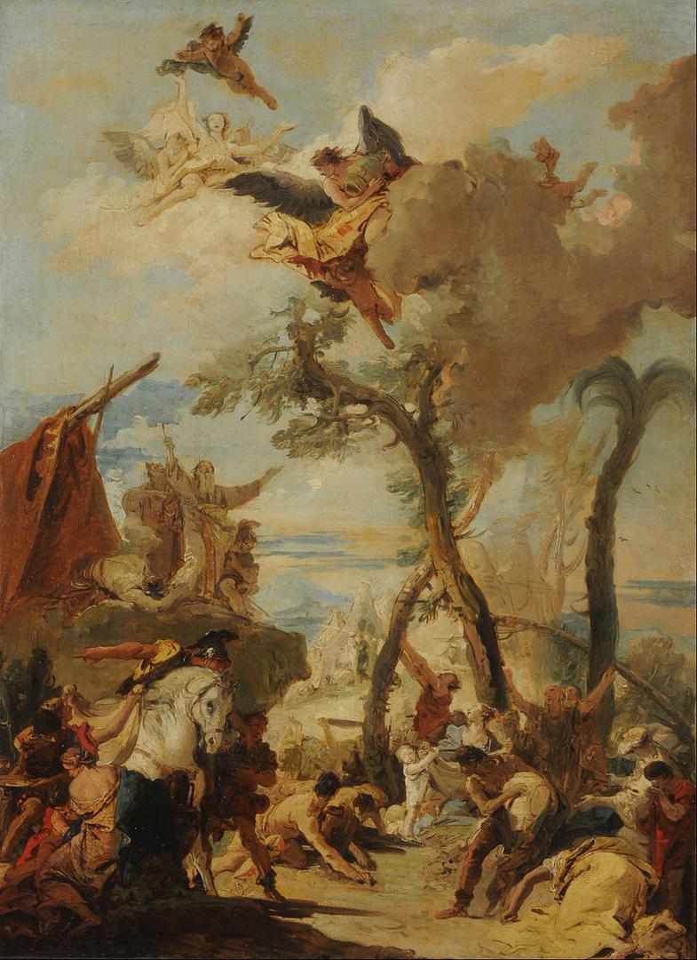 Ad:  Giovanni_Battista_Tiepolo_-_Los_hebreos_recogiendo_el_man�_en_el_desierto_(boceto)_-_Google_Art_.jpg G�sterim: 16 Boyut:  166.5 KB