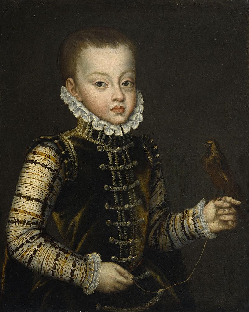 Ad:  Alonso_Sánchez_Coello_-_Portrait_of_Infante_Ferdinand_of_Spain_-_Walters_37551.jpg Gösterim: 376 Boyut:  161.3 KB