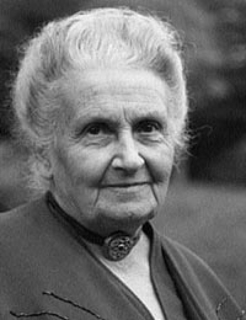 Ad:  Maria Montessori.jpg Gösterim: 143 Boyut:  76.4 KB