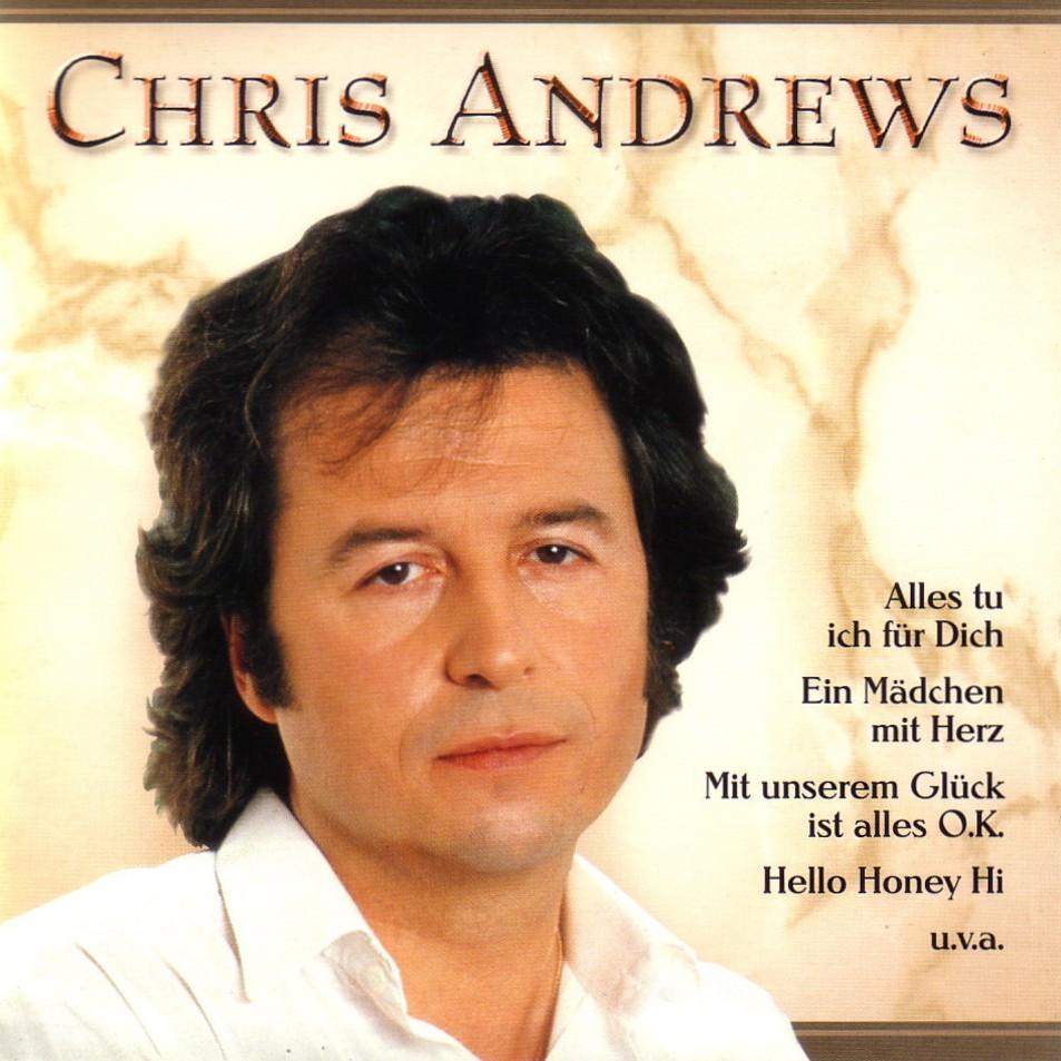 Chris Andrews net worth salary