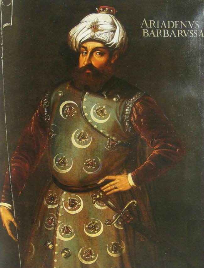 Ad:  Barbaros Hayreddin Paşa.jpg Gösterim: 128 Boyut:  298.3 KB