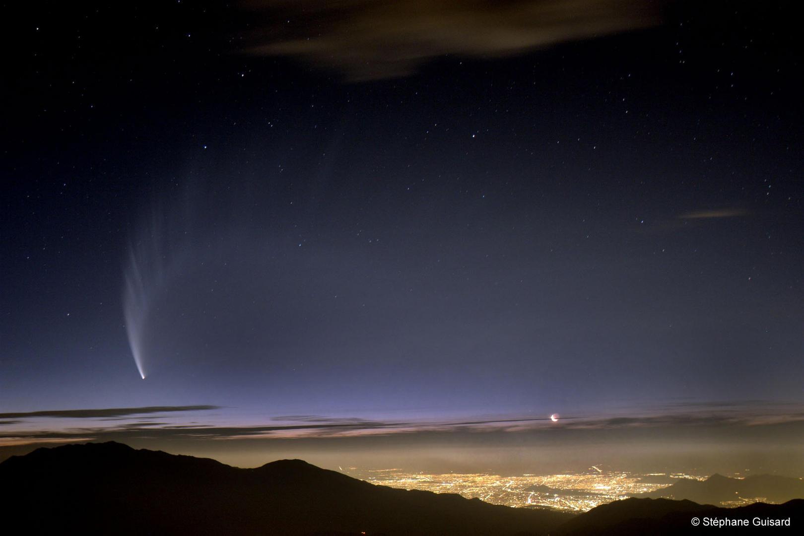 Ad:  McNaught Kuyrukluyıldızı1.jpg Gösterim: 289 Boyut:  99.3 KB
