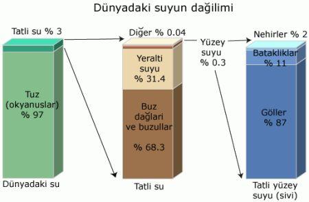 Ad:  gifdünyadaki su dağılımı.jpg Gösterim: 2360 Boyut:  18.4 KB