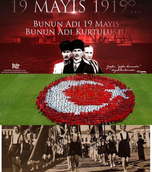 19 Mayıs Atatürk'ü Anma, Gençlik Ve Spor
