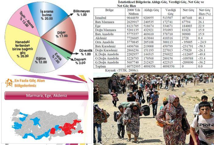 Türkiye'de İç Göç Sorunu