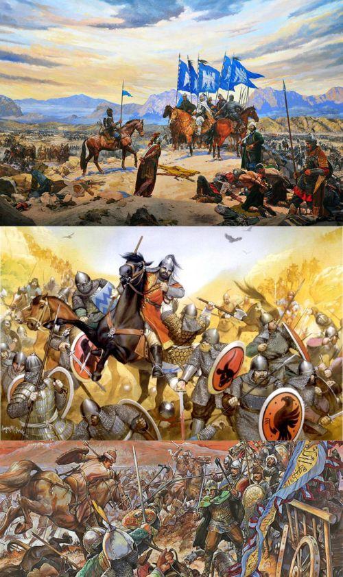 Ad:  Malazgirt Savaşı3.jpg Gösterim: 1270 Boyut:  123.0 KB