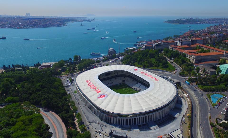 Beşiktaş Vodafone Arena Stadı