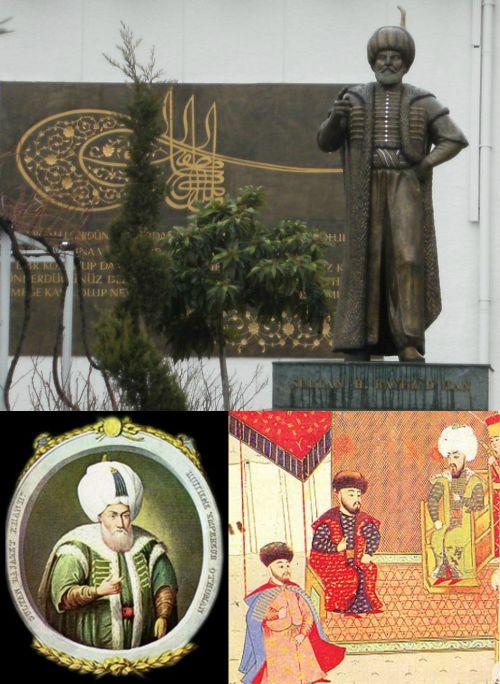 Ad:  Sultan İkinci Bayezid1.jpg Gösterim: 878 Boyut:  74.0 KB