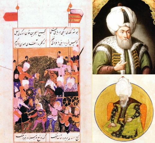 Ad:  Sultan İkinci Bayezid2.jpg Gösterim: 518 Boyut:  61.0 KB