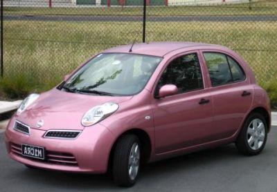 Bayanlara Göre Otomobil Modelleri