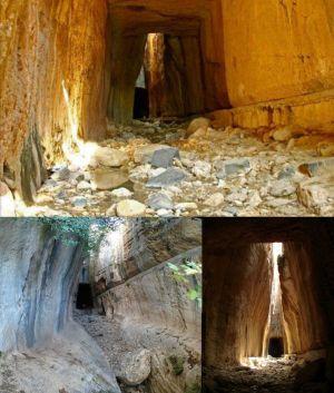 Ad:  Titus Vespasianus Tüneli.jpg Gösterim: 502 Boyut:  26.5 KB