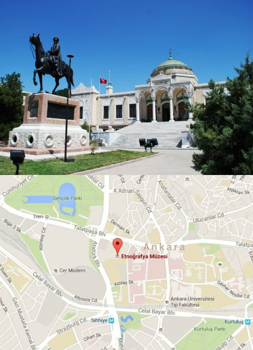 Ad:  Ankara Etnografya Müzesi.jpg Gösterim: 342 Boyut:  62.1 KB