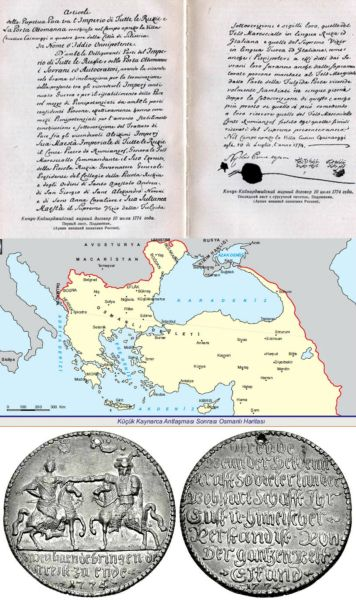Ad:  Küçük Kaynarca Antlaşması3.jpg Gösterim: 109 Boyut:  59.4 KB