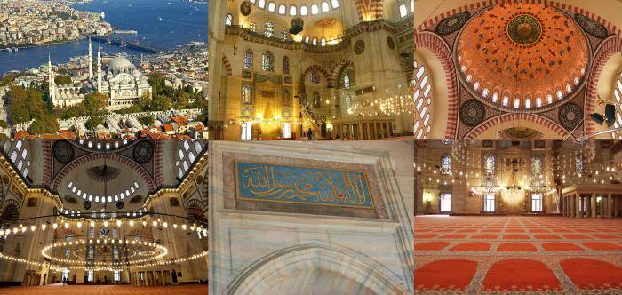 Ad:  Süleymaniye Camii1.jpg Gösterim: 549 Boyut:  70.4 KB