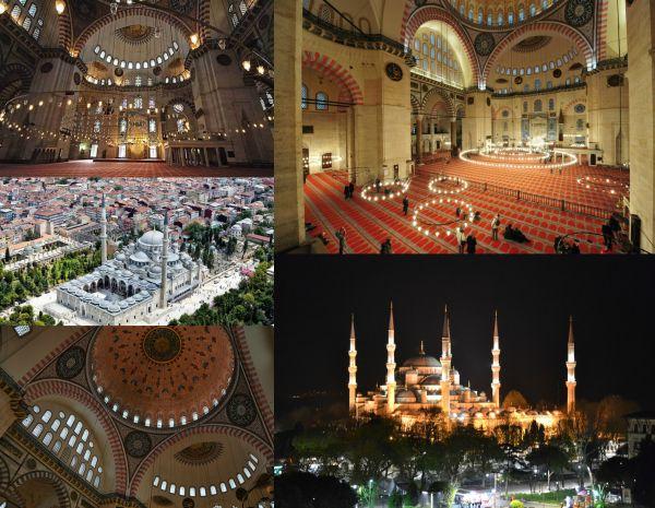 Ad:  Süleymaniye Camii2.jpg Gösterim: 274 Boyut:  75.1 KB