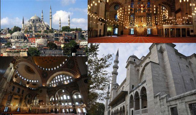 Ad:  Süleymaniye Camii3.jpg Gösterim: 214 Boyut:  68.7 KB