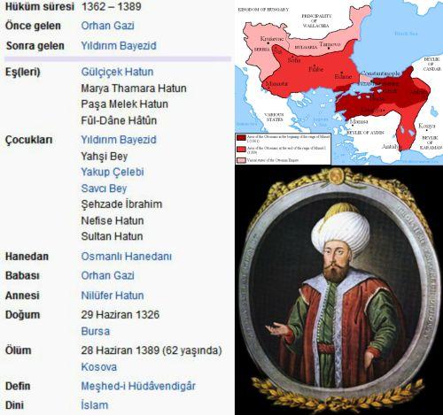 Ad:  Sultan Murad Hüdavendigar.jpg Gösterim: 261 Boyut:  47.8 KB