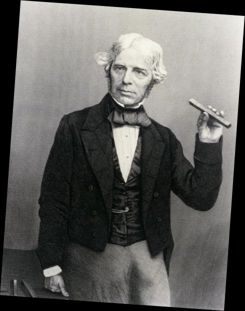 Ad:  Michael Faraday.jpg Gösterim: 144 Boyut:  44.1 KB