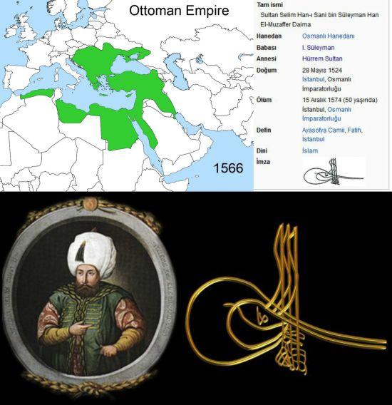 Ad:  Sultan İkinci Selim2.jpg Gösterim: 296 Boyut:  53.8 KB