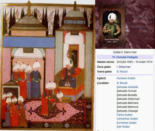 Ad:  Sultan İkinci Selim3.jpg Gösterim: 102 Boyut:  53.6 KB