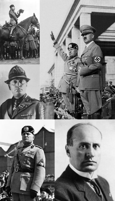 a history of fascism under the administration of benito mussolini in italy in 1919 A summary of italian fascism during the inter-war years (1919-1938) in 's the interwar years (1919-1938  was unpaid, and thus prone to corruption and bribery amid the chaos of the early inter-war years, benito mussolini founded the fascist party, the fascio di combattimento, in march 1919 the  nothing against the state under this doctrine he ruled italy with a tight fist during the war years, instituting economic and social reforms, some successful, others unsuccessful.