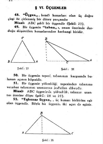 Atatürk - Geometri - Háromszögek - Forrás: MSXLabs forum