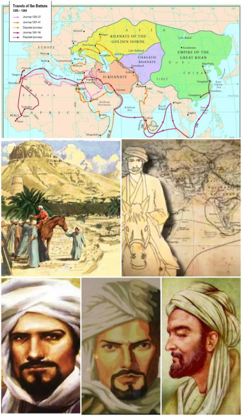 pax mongolica and ibn batutta essay Is often known as the pax mongolica in the words of the historian janet abu-lughod, it was  ibn batutta sets out the diverse (and to his eyes.