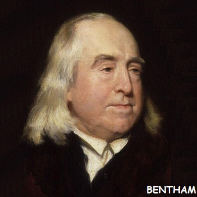 a biography of jeremy bentham an english philosopher and the founder of utilitarianism