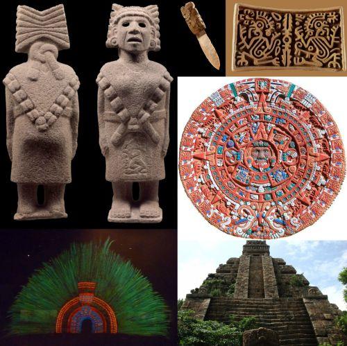 Ad:  Aztek Uygarlığı (Aztekler)1.jpg Gösterim: 364 Boyut:  65.1 KB