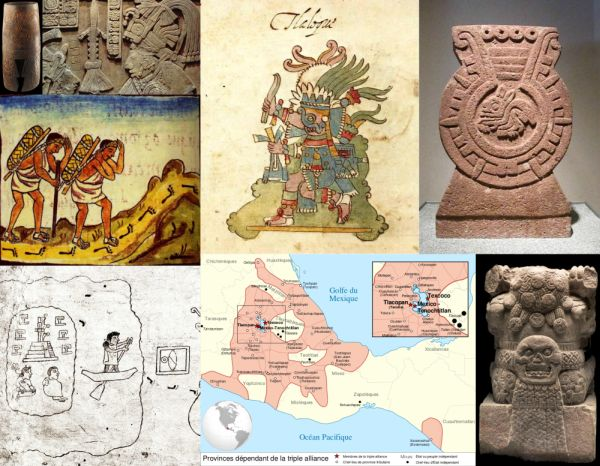 Ad:  Aztek Uygarlığı (Aztekler)9.jpg Gösterim: 375 Boyut:  74.2 KB